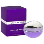 Paco rabanne ultraviolet 80 ml eau de parfum edp spray profumo donna
