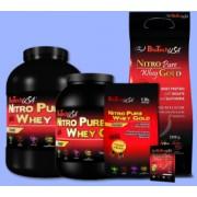 Nitro pure Whey GOLD dóza 2270 g