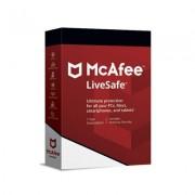 HP McAfee LiveSafe Antivirus 12+3 månaders specialerbjudande