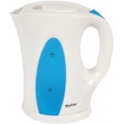 Skyline VI-9003 Electric Kettle(1.2 L, BLUE AND WHITE)