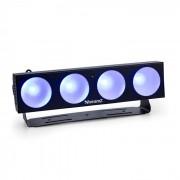 Beamz LUCID 1.4 Efecto de luces 4 LED COB RGB 9W (Sky-150.464)