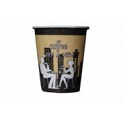 Pahare carton Coffee View 150 ml (2000 buc)