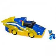 Игрален комплект Пес Патрул - Луксозен автомобил на Чейс със светлини и звуци, 025069