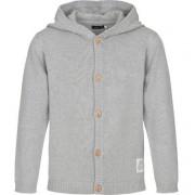 Sweter rozpinany z kapturem dla chłopca 9-13 lat