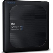 """HDD Extern Western Digital My Passport Wireless Pro, 4TB, 2.5"""", USB 3.0 si USB 2.0"""