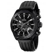 Ceas barbatesc Festina F16902/1 Dual-Time Cronograf 44mm 10ATM