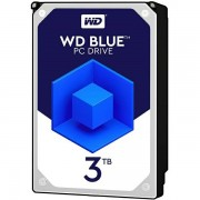 "Western Digital Blue 3TB, 3,5"", 64MB, 5400rpm WD30EZRZ"