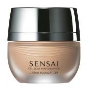 Sensai Fundos de maquiagem Cellular Performance Cream Foundation SPF15 CF13 WARM BEIGE