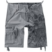 Amon Amarth EMP Signature Herren-Short - Offizielles Merchandise M, L, XL, XXL, 3XL Herren