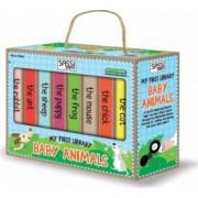 Prima mea biblioteca - Animalute