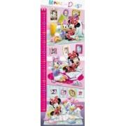 Puzzle cu masuratoare - Minnie si Daisy 150 piese