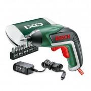 Bosch IXO V akkus csavarhúzó kofferral + BIT készlet, 1.5Ah, 3.6V