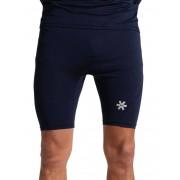 Osaka Baselayer Short Men - blauw donker - Size: Medium