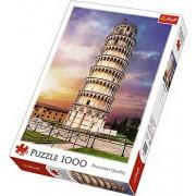 Puzzle Turnul din Pisa, 1000 piese