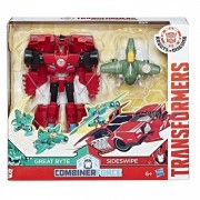 Transformers Activator Combiners Sideswipe and Great Byte C0905