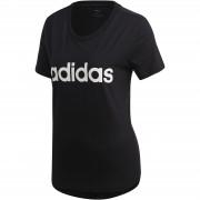 Tricou femei adidas Performance Essentials Linear Slim Tee DP2361