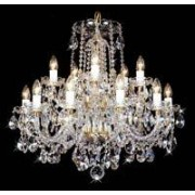 Crystal chandelier 4080 15HK-669SW