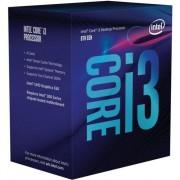 Procesor Intel® Core™ i3-8100 Coffee Lake, 3.60GHz, 6MB, Socket 1151 - Chipset seria 300, BOX