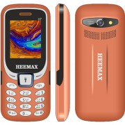 HEEMAX H7 (Dual Sim 1.8 Inch Display 1000 Mah Battery 1 YEAR WARRANTY Made In India )