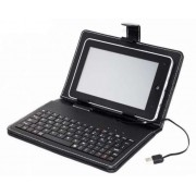 Husa tableta cu tastatura USB - 8 inch