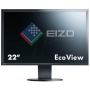 EIZO EV2216WFS3B - 56cm Monitor, USB, Lautsprecher, Pivot, schwarz