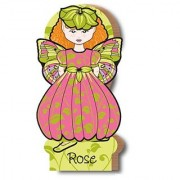 Pierre Belvedere Toy Fairy Rose Magnetic Wooden Dress-Up Set