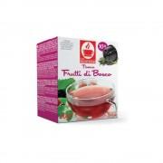 Capsule ceai fructe de padure TIZIANO BONINI, compatibile DOLCE GUSTO, 10 buc.