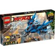 Set Lego Ninjago Avion Cu Reactie