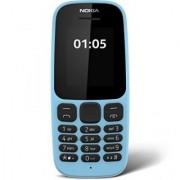 Nokia 105 (Single Sim 800 Mah Battery Black)