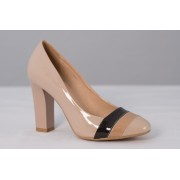 Pantof elegant dama cod 6088 nude