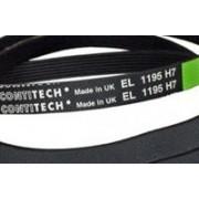 1195H7MA mosógép, szárítógép ékszíj (EL1195H7)