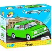 Cobi, Set de blocuri pentru Wartburg 353, 73 de piese, scala 1:35