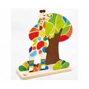 HAPE Goodbaby Jungle Buddies Paint and Play