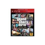 Grand Theft Auto: Episodes from Liberty City - PS3 - (Usado)