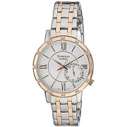 Casio Sheen Analog White Dial Womens Watch - She-3046Sgp-7Audr (Sx165)