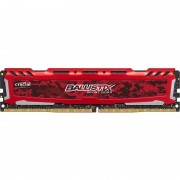Memorie Crucial Ballistix Sport LT Red 4GB DDR4 2400MHz CL16 1.2v