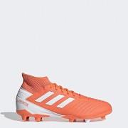 Adidas Predator 19.3 Piso Firme, Hi-Res Coral/Cloud White/Glow Pink, 8 US