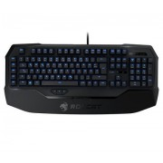 KBD, Roccat Ryos Glow, Mechanical, Black switch, Gaming, USB