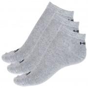 Head 3PACK ponožky HEAD šedé (761010001 400) M