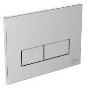Clapeta actionare rezervor incastrat crom Ideal Standard -W3708AA