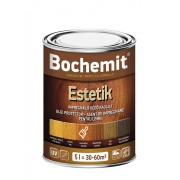 Ulei protector lemn Bochemit Estetik Mahon 5L