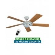 CasaFan Ventilador De Techo Casafan 9513277 Rotary 132 Haya/ Blanco We-Bu