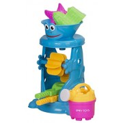 UMKY Sand Watermill for Bath - Suitable and Water Toys Comes with Watering Can