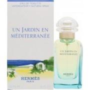 Hermès Hermes Un Jardin En Mediterranee Eau de Toilette 50ml Vaporizador