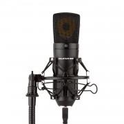 Auna Pro MIC-920B USB кондензаторен микрофон студио USB голяма микрофонна диафрагма черен (HKMIC-920-B)