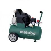 BASIC 250-24 W Metabo Compresor cu piston ,putere motor 1.5 kW , debit de aspiratie 200 l/min