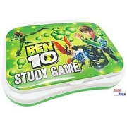 Ben 10 English Learning Laptop Toy With LCD Display For Kids