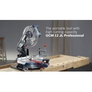 Bosch Scie à onglet GCM 12 JL Professional