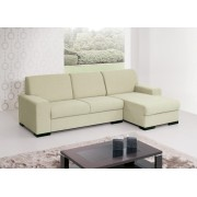 Sofá Boss 3 Lugares+Chaise-Longue