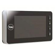 Vizor electronic YALE DDV5800, senzor miscare, inregistrare video si f
